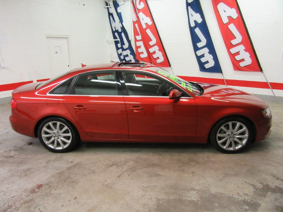 2013 Audi A4 4dr Sdn Auto quattro 2.0T Premium Plus, available for sale in Little Ferry, New Jersey   Royalty Auto Sales. Little Ferry, New Jersey