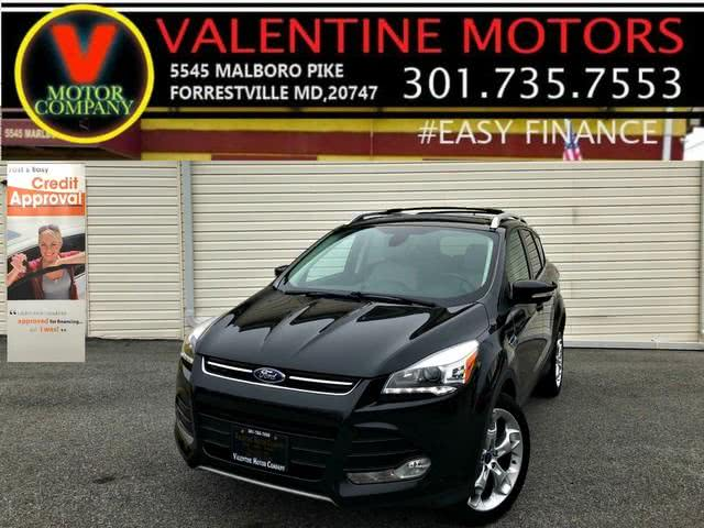 Used 2015 Ford Escape in Forestville, Maryland | Valentine Motor Company. Forestville, Maryland