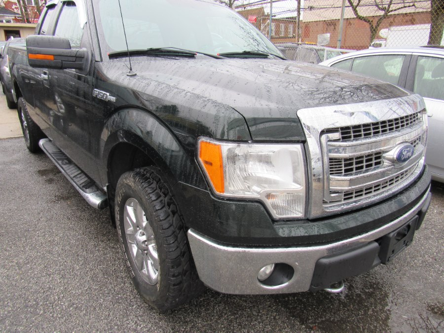"Used Ford F-150 4WD SuperCab 145"" XLT 2014 