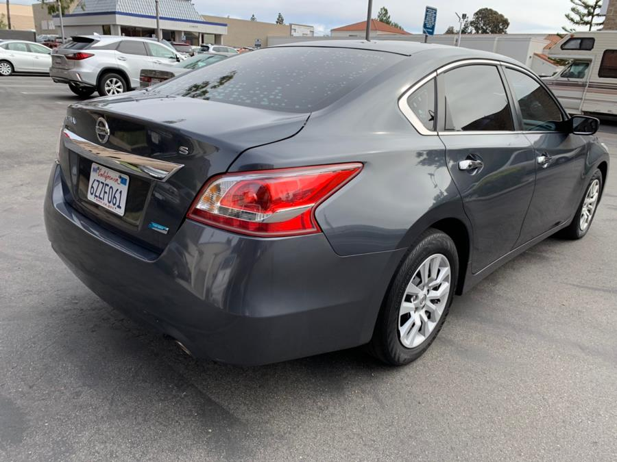 2013 Nissan Altima 4dr Sdn I4 2.5 SV, available for sale in Lake Forest, California | Carvin OC Inc. Lake Forest, California