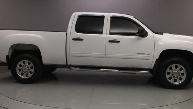2014 GMC Sierra 2500hd 4WD Crew Cab 153.7 SLE, available for sale in Naugatuck, Connecticut | J&M Automotive Sls&Svc LLC. Naugatuck, Connecticut