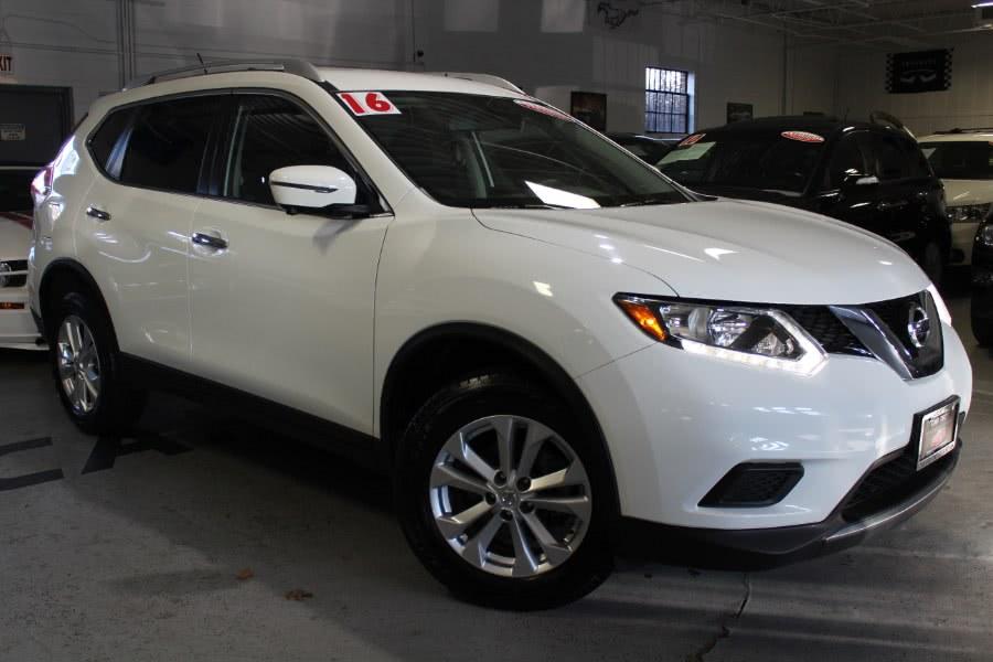 Used 2016 Nissan Rogue in Deer Park, New York | Car Tec Enterprise Leasing & Sales LLC. Deer Park, New York