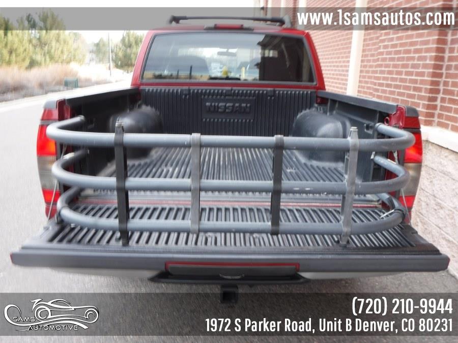 2004 Nissan Frontier 4WD XE Crew Cab V6 Manual Std Bed, available for sale in Denver, Colorado | Sam's Automotive. Denver, Colorado