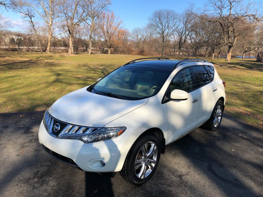 2009 Nissan Murano AWD 4dr LE, available for sale in Lyndhurst, New Jersey | Cars With Deals. Lyndhurst, New Jersey