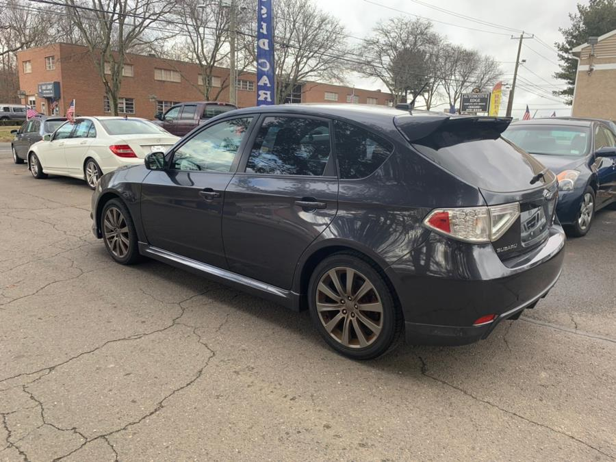 2009 Subaru Impreza Wagon WRX 5dr Man w/Premium Pkg, available for sale in Cheshire, Connecticut | Automotive Edge. Cheshire, Connecticut
