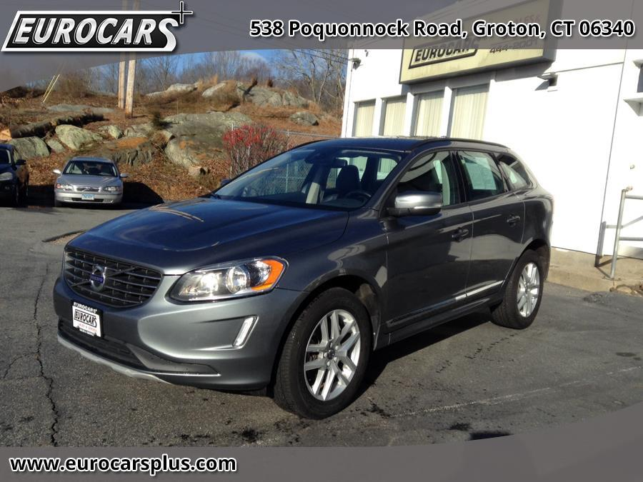 2017 Volvo XC60 T5 FWD, available for sale in Groton, CT