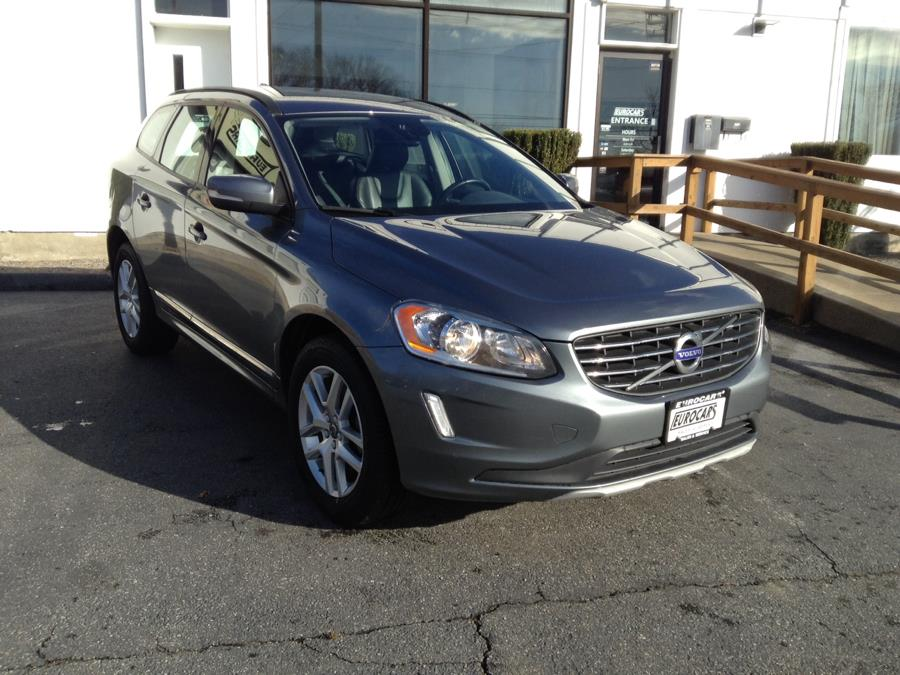 2017 Volvo XC60 T5 FWD, available for sale in Groton, Connecticut | Eurocars Plus. Groton, Connecticut