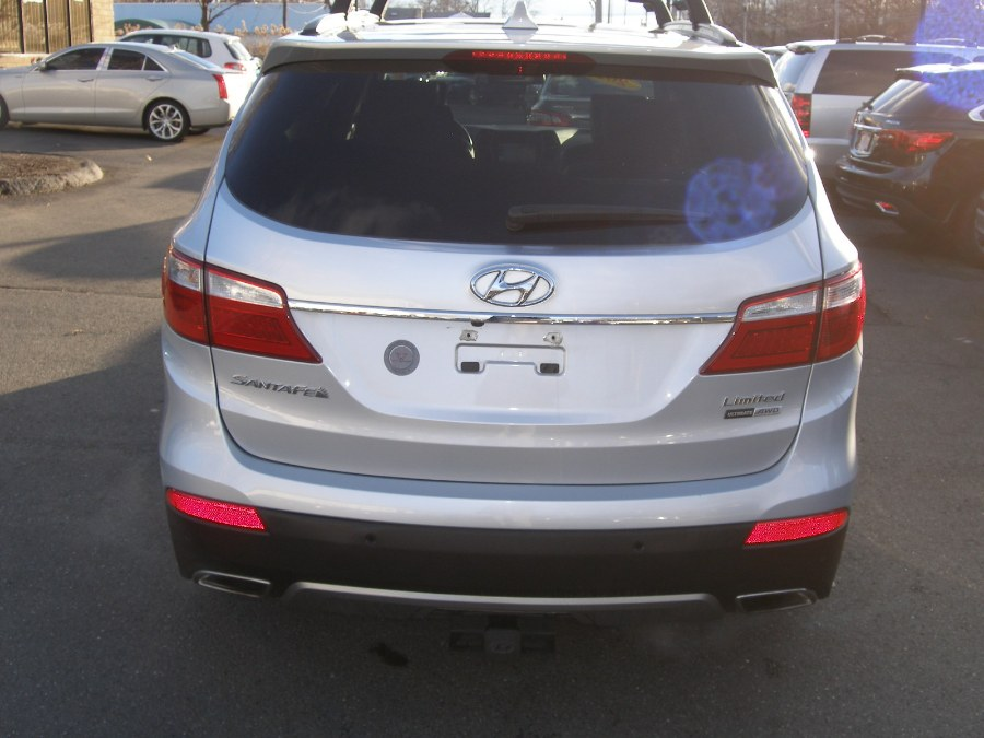 2015 Hyundai Santa Fe AWD 4dr Limited, available for sale in Stratford, Connecticut | Wiz Leasing Inc. Stratford, Connecticut