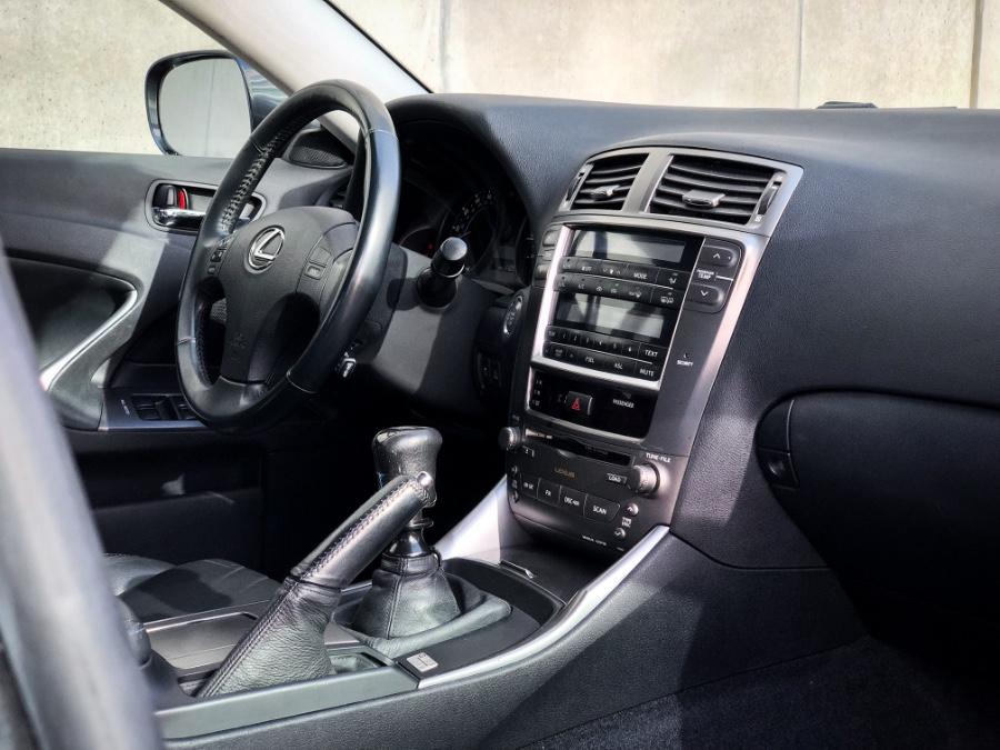 2008 Lexus IS 250 4dr Sport Sdn Man RWD, available for sale in Salt Lake City, Utah | Guchon Imports. Salt Lake City, Utah