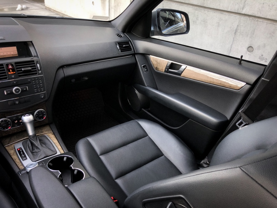 2009 Mercedes-Benz C-Class 4dr Sdn 3.5L Sport RWD, available for sale in Salt Lake City, Utah | Guchon Imports. Salt Lake City, Utah