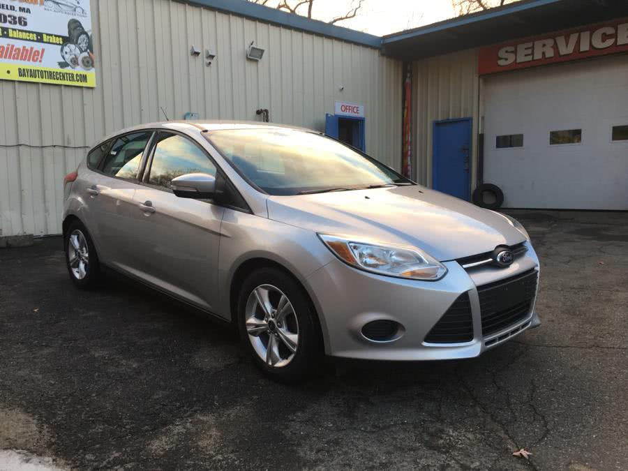 2013 Ford Focus 5dr HB SE, available for sale in Springfield, Massachusetts   Bay Auto Sales Corp. Springfield, Massachusetts