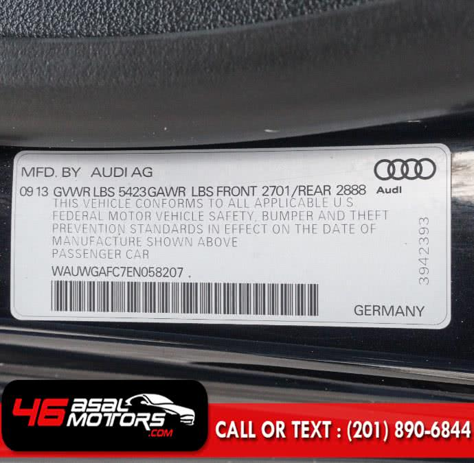Used Audi A7 4dr HB quattro 3.0 Premium Plus 2014   Asal Motors. East Rutherford, New Jersey