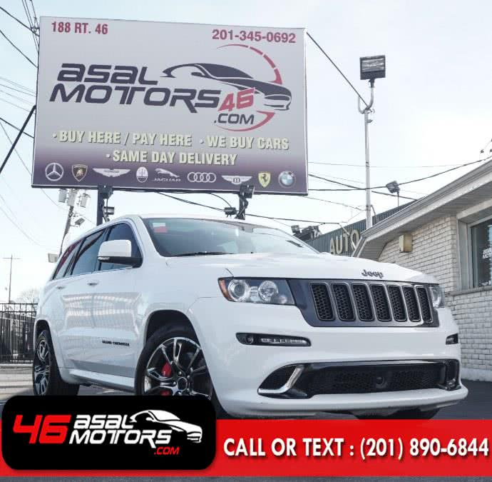 Used Jeep Grand Cherokee 4WD 4dr SRT8 2013 | Asal Motors. East Rutherford, New Jersey