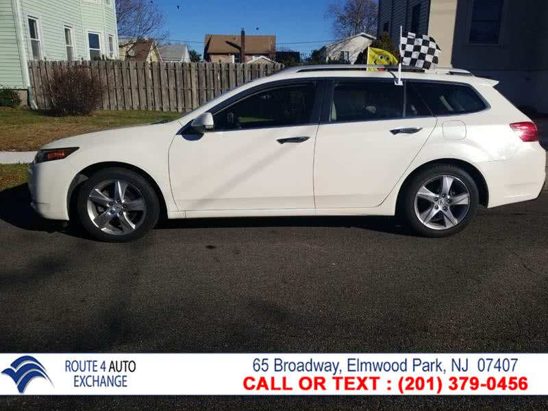 2011 Acura TSX Sport Wagon 5dr Sport Wgn I4 Auto, available for sale in Elmwood Park, New Jersey | Route 4 Auto Exchange. Elmwood Park, New Jersey