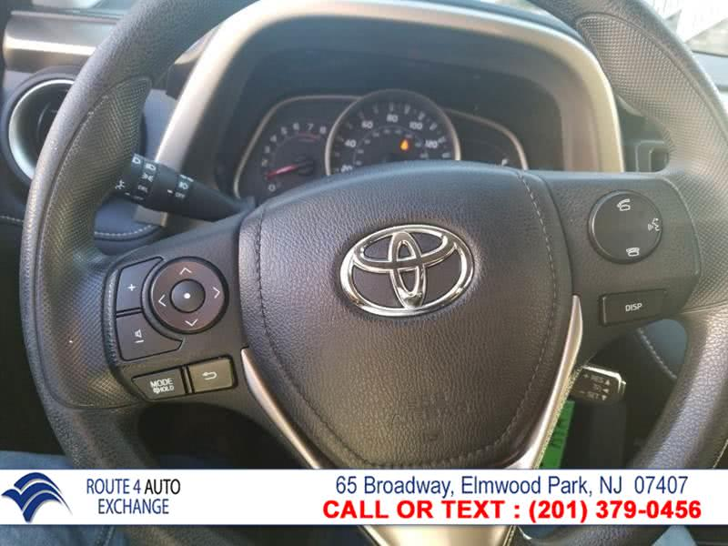 2015 Toyota RAV4 AWD 4dr XLE (Natl), available for sale in Elmwood Park, New Jersey | Route 4 Auto Exchange. Elmwood Park, New Jersey