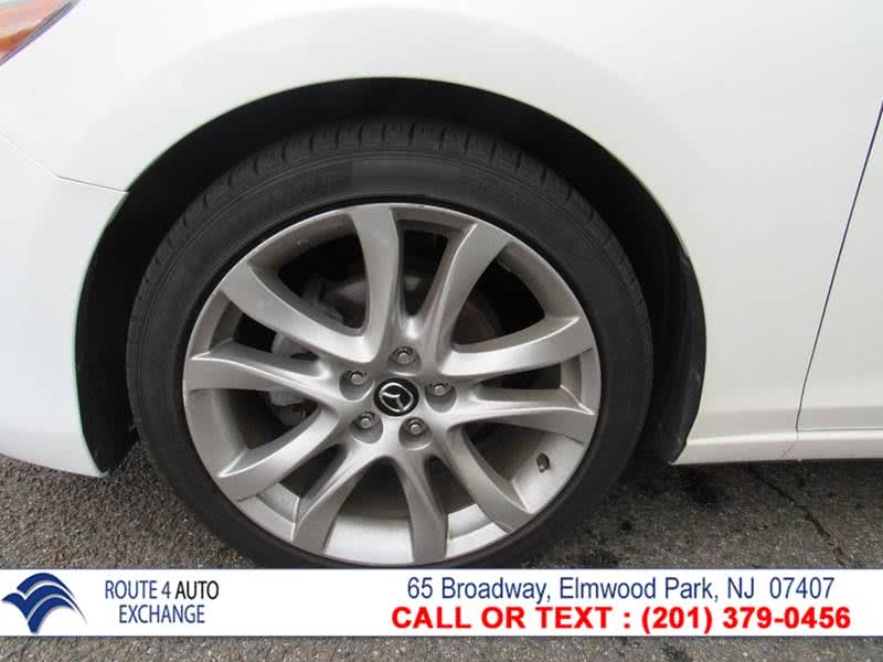 2017 Mazda Mazda6 Touring Auto, available for sale in Elmwood Park, New Jersey | Route 4 Auto Exchange. Elmwood Park, New Jersey