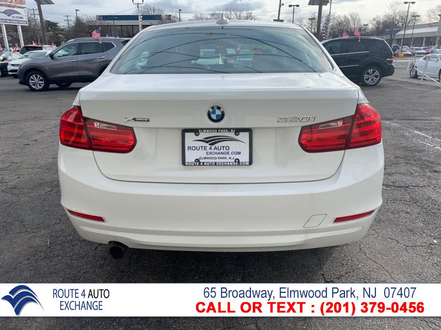 2015 BMW 3 Series 4dr Sdn 320i xDrive AWD, available for sale in Elmwood Park, New Jersey | Route 4 Auto Exchange. Elmwood Park, New Jersey