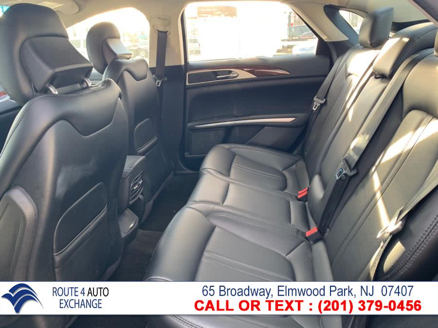 2016 Lincoln MKZ 4dr Sdn FWD, available for sale in Elmwood Park, New Jersey | Route 4 Auto Exchange. Elmwood Park, New Jersey