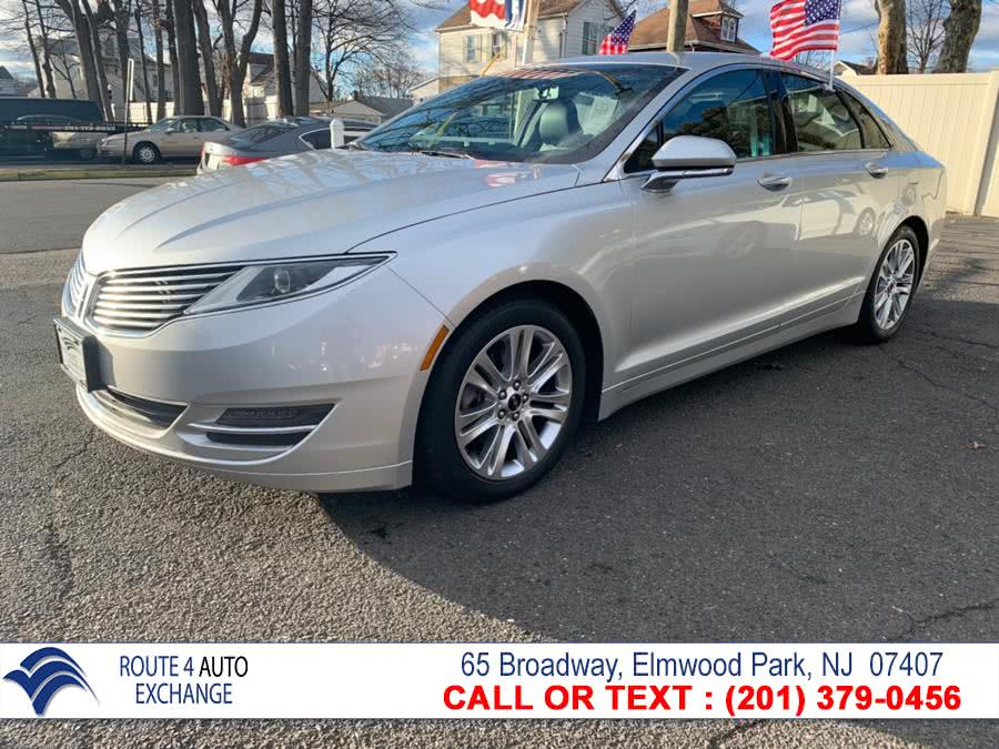 Used 2016 Lincoln MKZ in Elmwood Park, New Jersey | Route 4 Auto Exchange. Elmwood Park, New Jersey