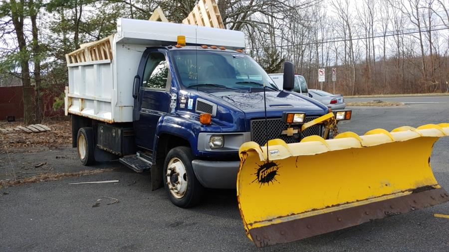 2003 Chevrolet CC4500 Regular Cab, available for sale in Ansonia, CT