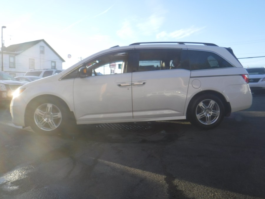 2012 Honda Odyssey 5dr Touring, available for sale in Philadelphia, Pennsylvania | Eugen's Auto Sales & Repairs. Philadelphia, Pennsylvania