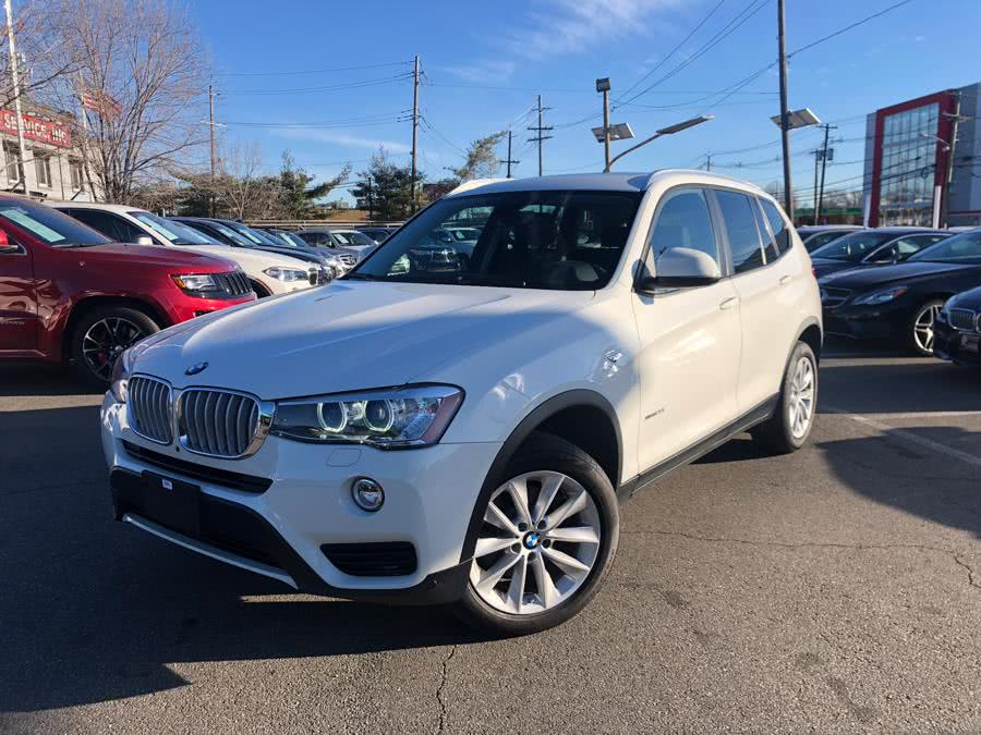Used 2016 BMW X3 in Hillside, New Jersey | M Sport Motor Car. Hillside, New Jersey