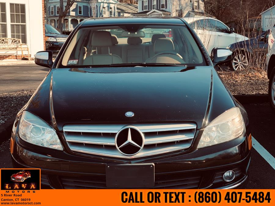 Used 2008 Mercedes-Benz C-Class in Canton, Connecticut | Lava Motors. Canton, Connecticut