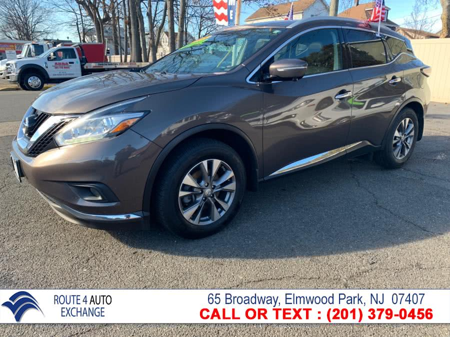2015 Nissan Murano AWD 4dr Platinum, available for sale in Elmwood Park, New Jersey | Route 4 Auto Exchange. Elmwood Park, New Jersey