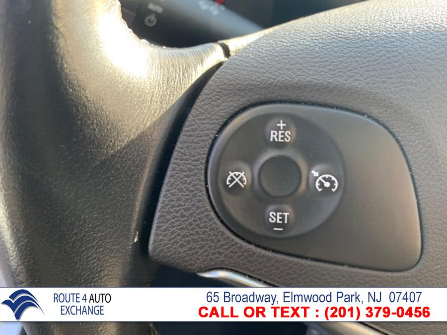 2017 Chevrolet Impala 4dr Sdn LT w/1LT, available for sale in Elmwood Park, New Jersey | Route 4 Auto Exchange. Elmwood Park, New Jersey