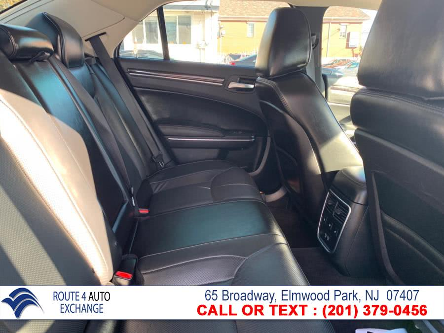 Used Chrysler 300 4dr Sdn 300C AWD 2016 | Route 4 Auto Exchange. Elmwood Park, New Jersey
