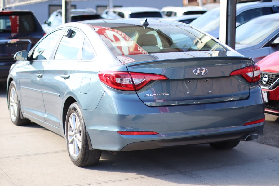 2015 Hyundai Sonata 4dr Sdn 2.4L SE, available for sale in Jamaica, New York | Hillside Auto Mall Inc.. Jamaica, New York