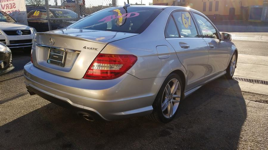 2013 Mercedes-Benz C-Class 4dr Sdn C300 Sport 4MATIC, available for sale in Bronx, New York | New York Motors Group Solutions LLC. Bronx, New York