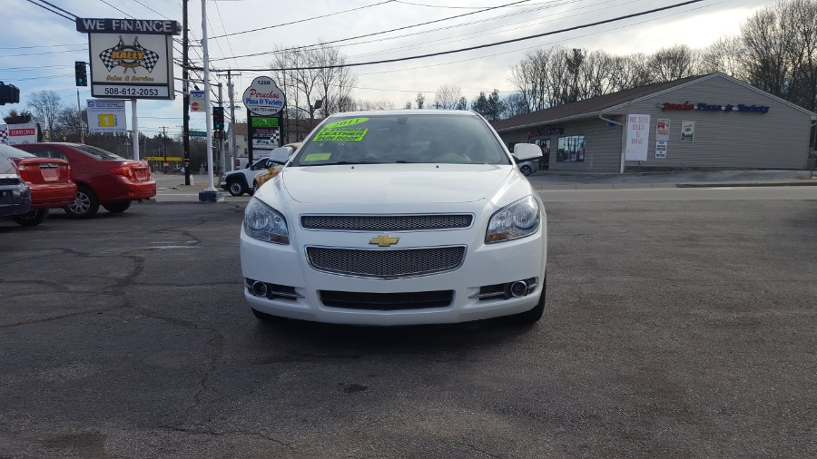 Used Chevrolet Malibu 4dr Sdn LTZ 2011 | Rally Motor Sports. Worcester, Massachusetts