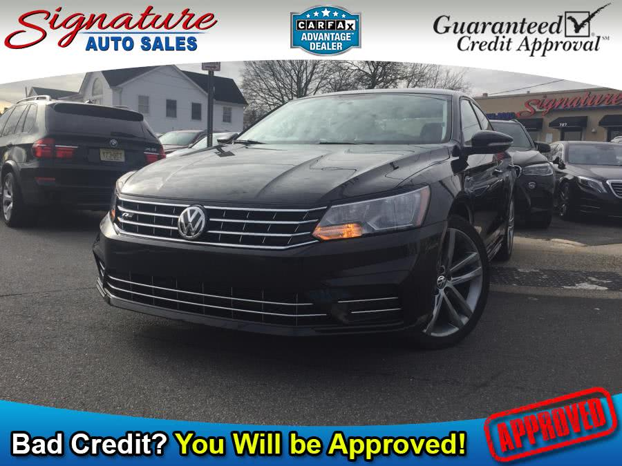 2018 Volkswagen Passat R-Line Auto, available for sale in Franklin Square, New York | Signature Auto Sales. Franklin Square, New York