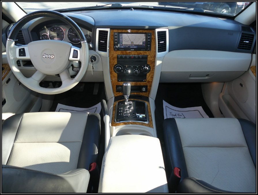 2008 Jeep Grand Cherokee 4WD 4dr Limited, available for sale in Huntington Station, New York | My Auto Inc.. Huntington Station, New York