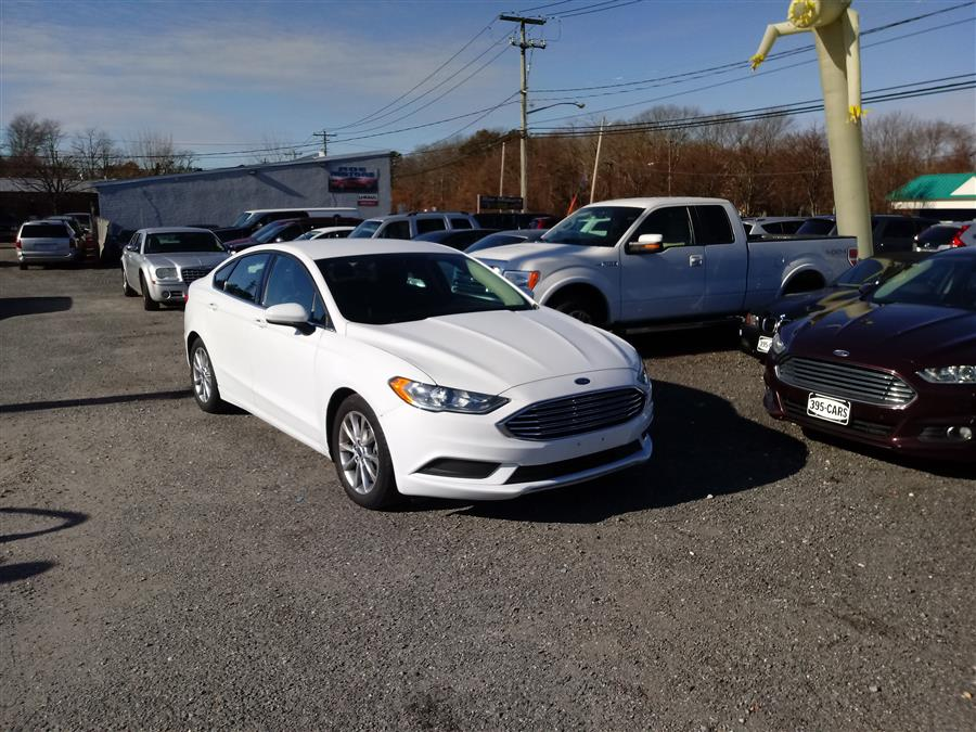 2017 Ford Fusion SE FWD, available for sale in Shirley, New York | Roe Motors Ltd. Shirley, New York