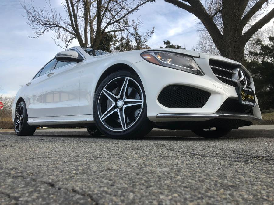 2016 Mercedes-Benz C-Class 4dr Sdn C 300 Sport 4MATIC, available for sale in Franklin Square, New York   Luxury Motor Club. Franklin Square, New York