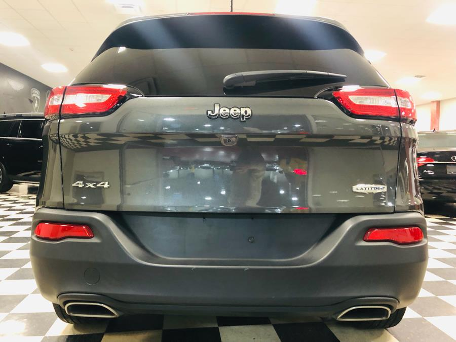 Used Jeep Cherokee 4WD 4dr Latitude 2016   Northshore Motors. Syosset , New York