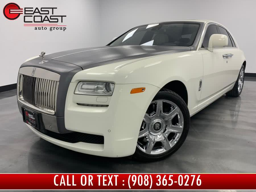 2011 Rolls-Royce Ghost 4dr Sdn, available for sale in Linden, New Jersey | East Coast Auto Group. Linden, New Jersey