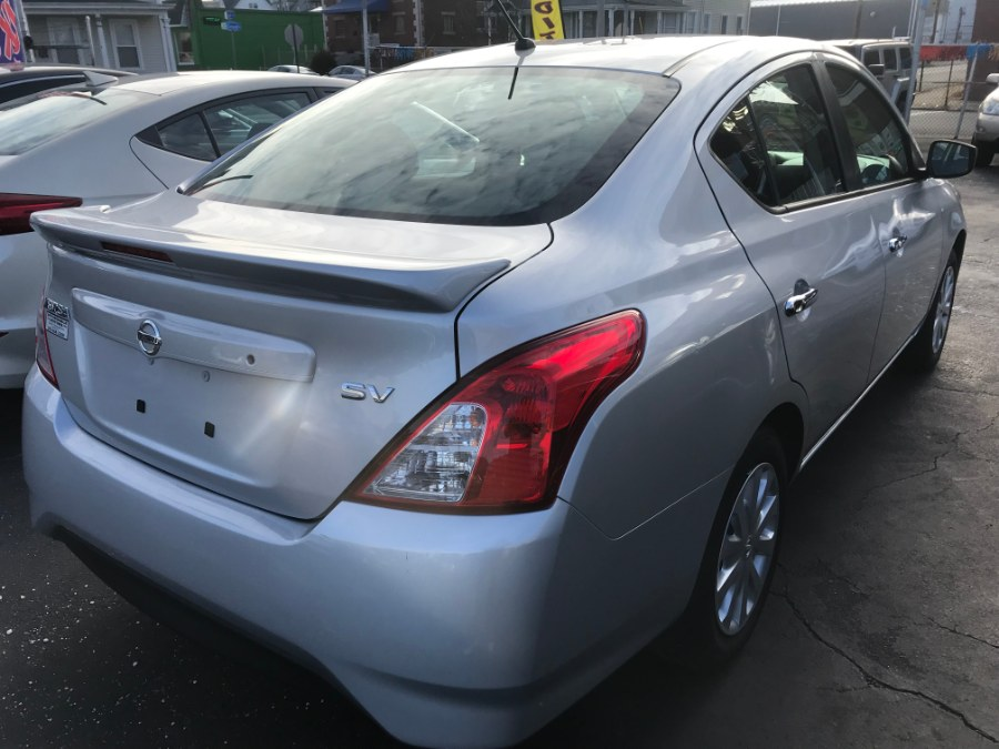 2016 Nissan Versa 4dr Sdn Auto 1.6 S, available for sale in Bridgeport, Connecticut | Affordable Motors Inc. Bridgeport, Connecticut