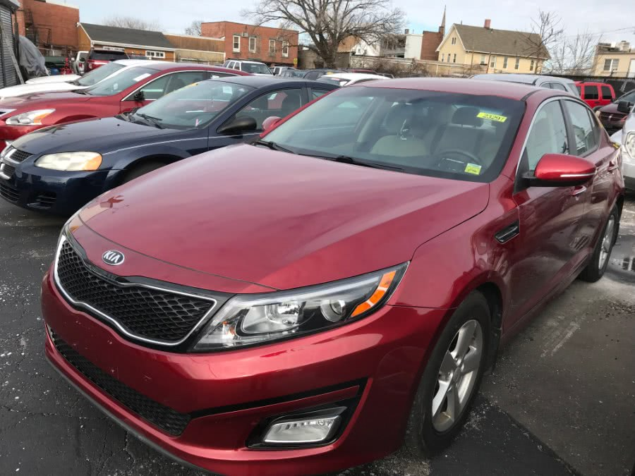 Used Kia Optima 4dr Sdn LX 2014 | Affordable Motors Inc. Bridgeport, Connecticut