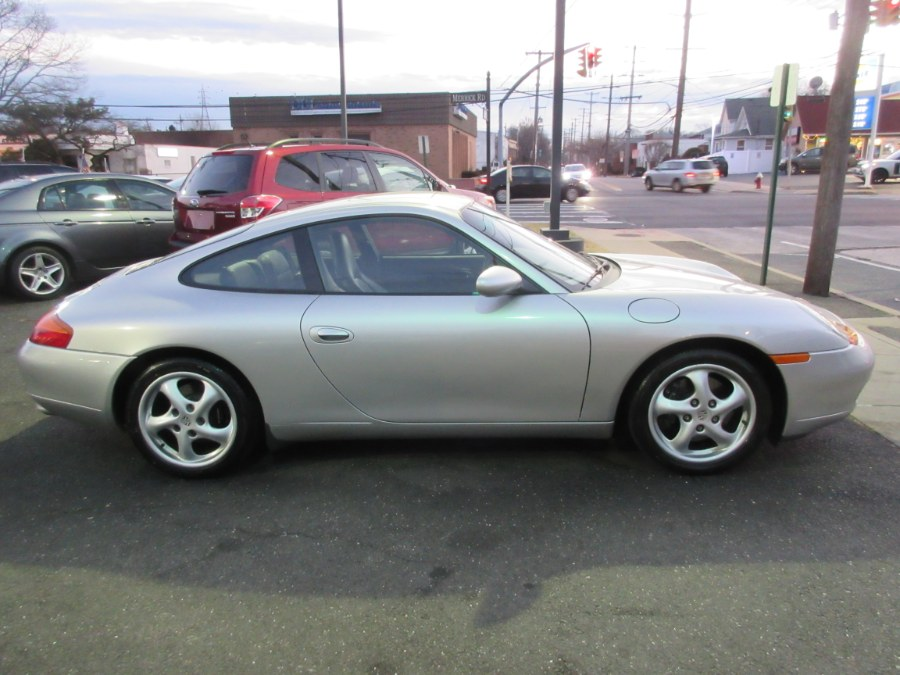 1999 Porsche 911 Carrera 2dr Carrera Cpe 6-Spd Manual, available for sale in Lynbrook, New York | ACA Auto Sales. Lynbrook, New York