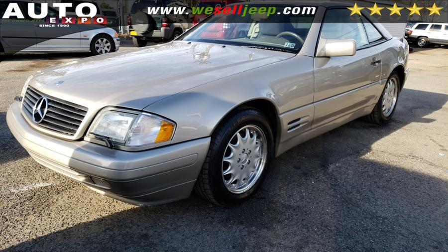1996 Mercedes-Benz SL Class 2dr Roadster 5.0L, available for sale in Huntington, New York | Auto Expo. Huntington, New York