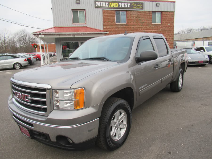 Used 2013 GMC Sierra 1500 in South Windsor, Connecticut | Mike And Tony Auto Sales, Inc. South Windsor, Connecticut