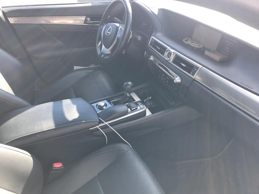 2013 Lexus GS 350 F SPORT 4dr Sdn AWD, available for sale in Milford, Connecticut | Superior Motors LLC. Milford, Connecticut