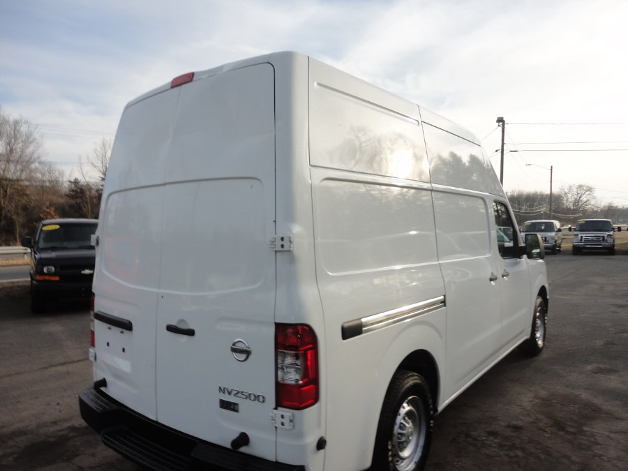 2015 Nissan NV High Roof 2500 V6 S, available for sale in Berlin, Connecticut | International Motorcars llc. Berlin, Connecticut