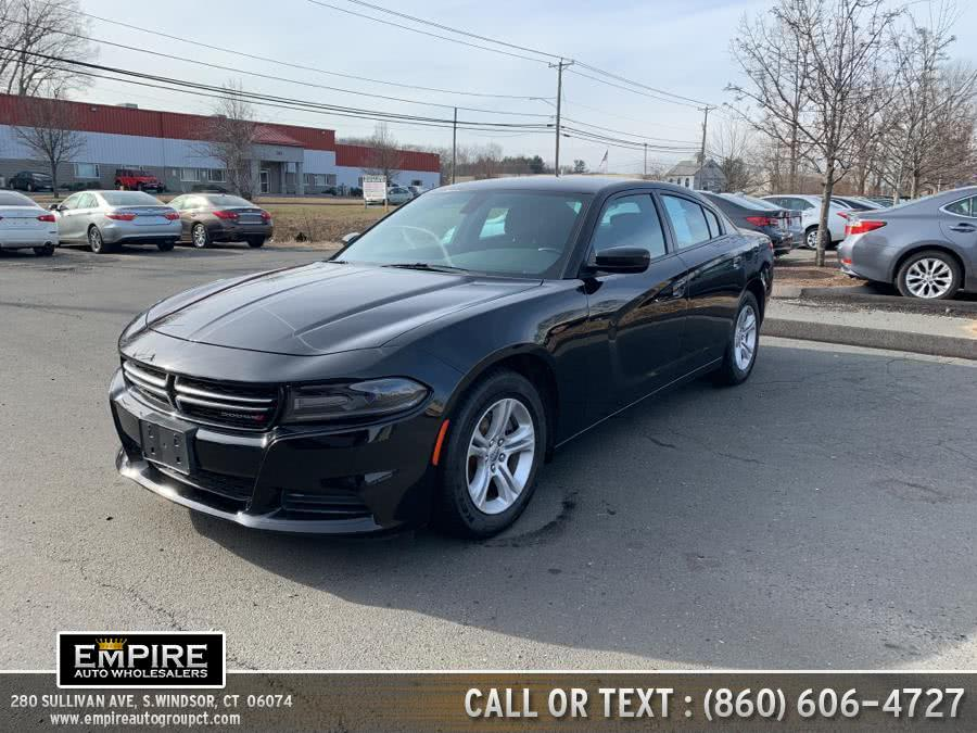 Used Dodge Charger 4dr Sdn SE RWD 2015 | Empire Auto Wholesalers. S.Windsor, Connecticut