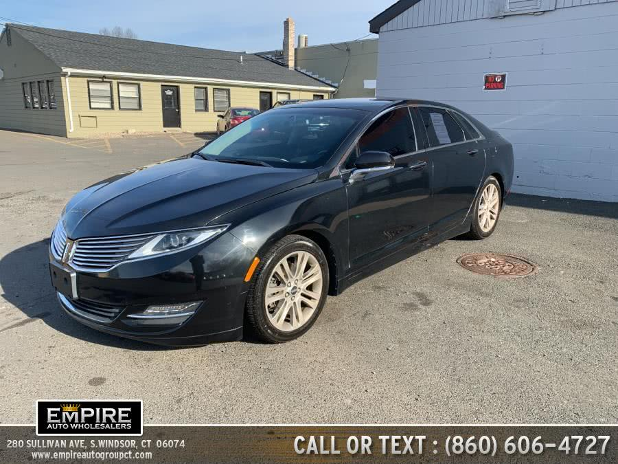 Used 2013 Lincoln MKZ in S.Windsor, Connecticut | Empire Auto Wholesalers. S.Windsor, Connecticut