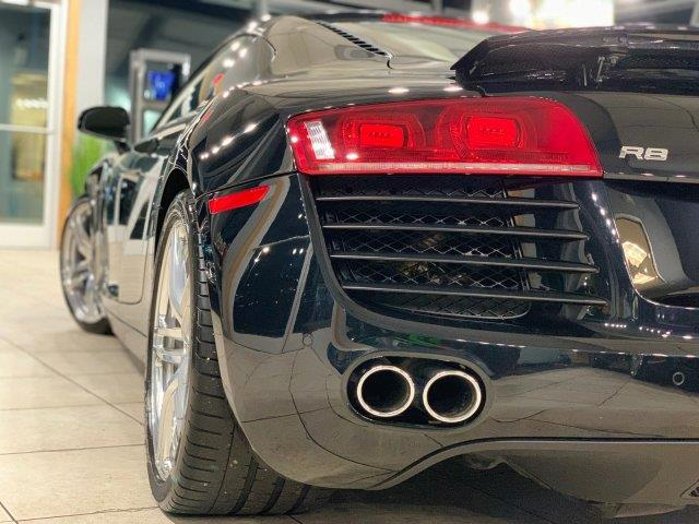 2009 Audi R8 2dr Cpe quattro 4.2L Auto R Tronic, available for sale in Cincinnati, Ohio | Luxury Motor Car Company. Cincinnati, Ohio
