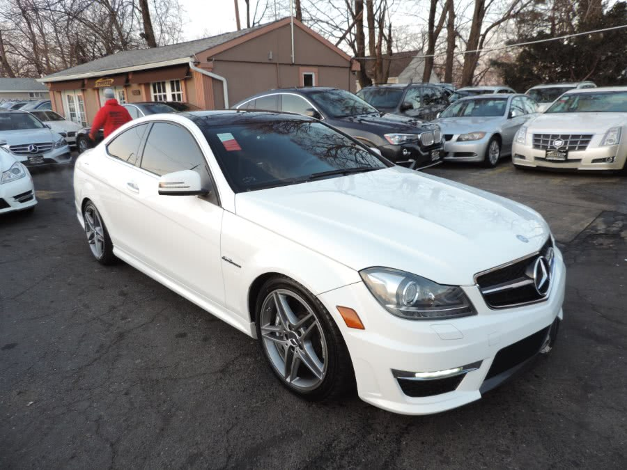 2013 Mercedes-Benz C-Class 2dr Cpe C 63 AMG RWD, available for sale in Lodi, New Jersey | Auto Gallery. Lodi, New Jersey